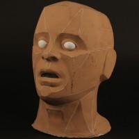 Kryten (Robert Llewellyn) special effects head - Beyond a Joke