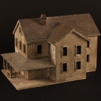 Model miniature house