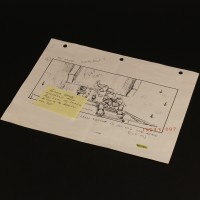 Michael Moore annotated storyboard
