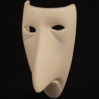 Production made Shock puppet mask