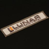 Sam Bell (Sam Rockwell) Lunar Industries costume patch