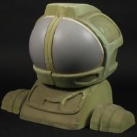 Spacesuit helmet master pattern