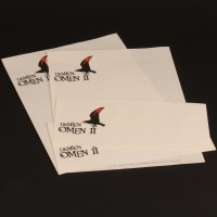Production letterheads & envelopes