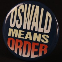 Oswald means order campaign badge
