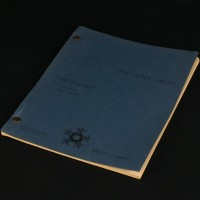 Production used script - The Guests