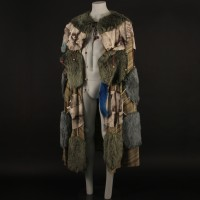 Gallifreyan outsider cloak - The Invasion of Time