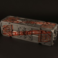 Inter Pork shipping container miniature