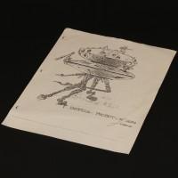 Brian Johnson personal Probe Droid concept