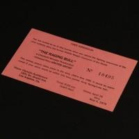 Olympic Auditorium admission ticket