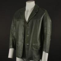 Jeff Randall (Bob Mortimer) leather jacket