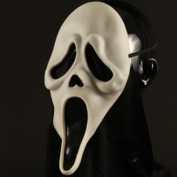 Ghostface mask