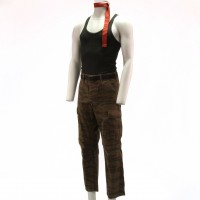 Topper Harley (Charlie Sheen) costume