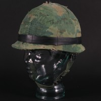 Short-timer helmet cover
