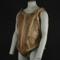 Icthar (Norman Comer) chest armour - Warriors of the Deep