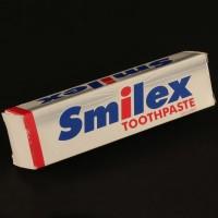 Smilex toothpaste box