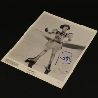 Joan Rivers (Dot Matrix) autographed publicity still