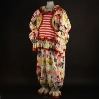 The Violator (John Leguizamo) clown costume