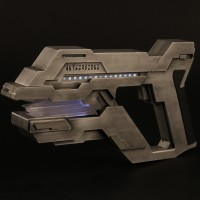 Hero Asuran replicator stunner & holster