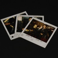 Continuity Polaroids x3