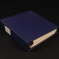 Steven-Charles Jaffe personal production bible
