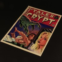 Production made Cryptkeeper book page - Forever Ambergris