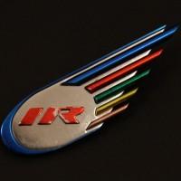 International Rescue badge