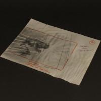 Hand drawn storyboard artwork - T-800