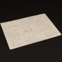 Hand drawn storyboard concept artwork - Tikka to Ride