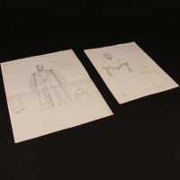 Time Lord costume designs - The Deadly Assassin
