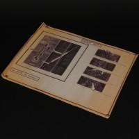 Action unit blueprint - Stairwell