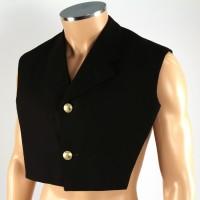 James Bond (Roger Moore) naval jacket front