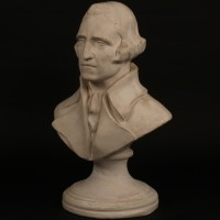 George Washington White House bust