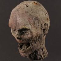 Mummy head