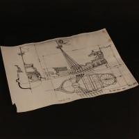 Production used concept design - Wonkatania