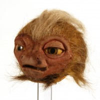 Zil puppet head