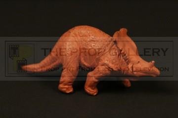 Jim Danforth Chasmosaurus concept sculpt