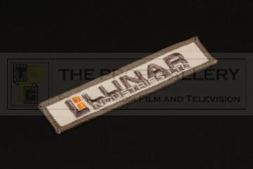 Sam Bell (Sam Rockwell) Lunar Industries costume patch