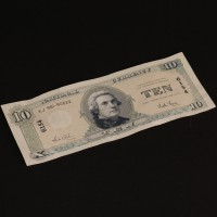 $10 banknote