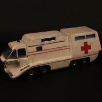 Crablogger base control/Ambulance filming miniature