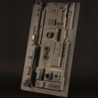 Nostromo shuttle bay panel