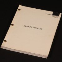 Early production screenplay
