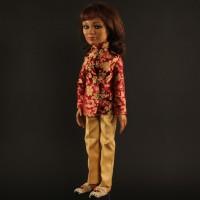 Tin-Tin Kyrano puppet head