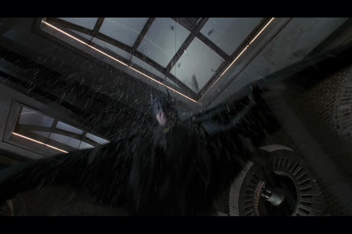 Michael Keaton in Tim Burton's Batman (1989)