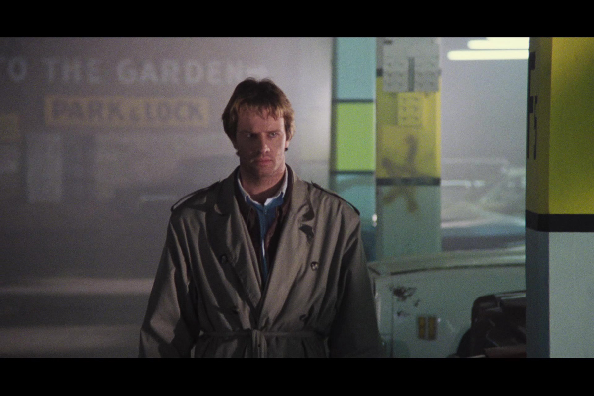 Christopher Lambert as Connor MacLeod in Highlander (1986)