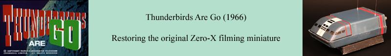 Original Zero-X restoration