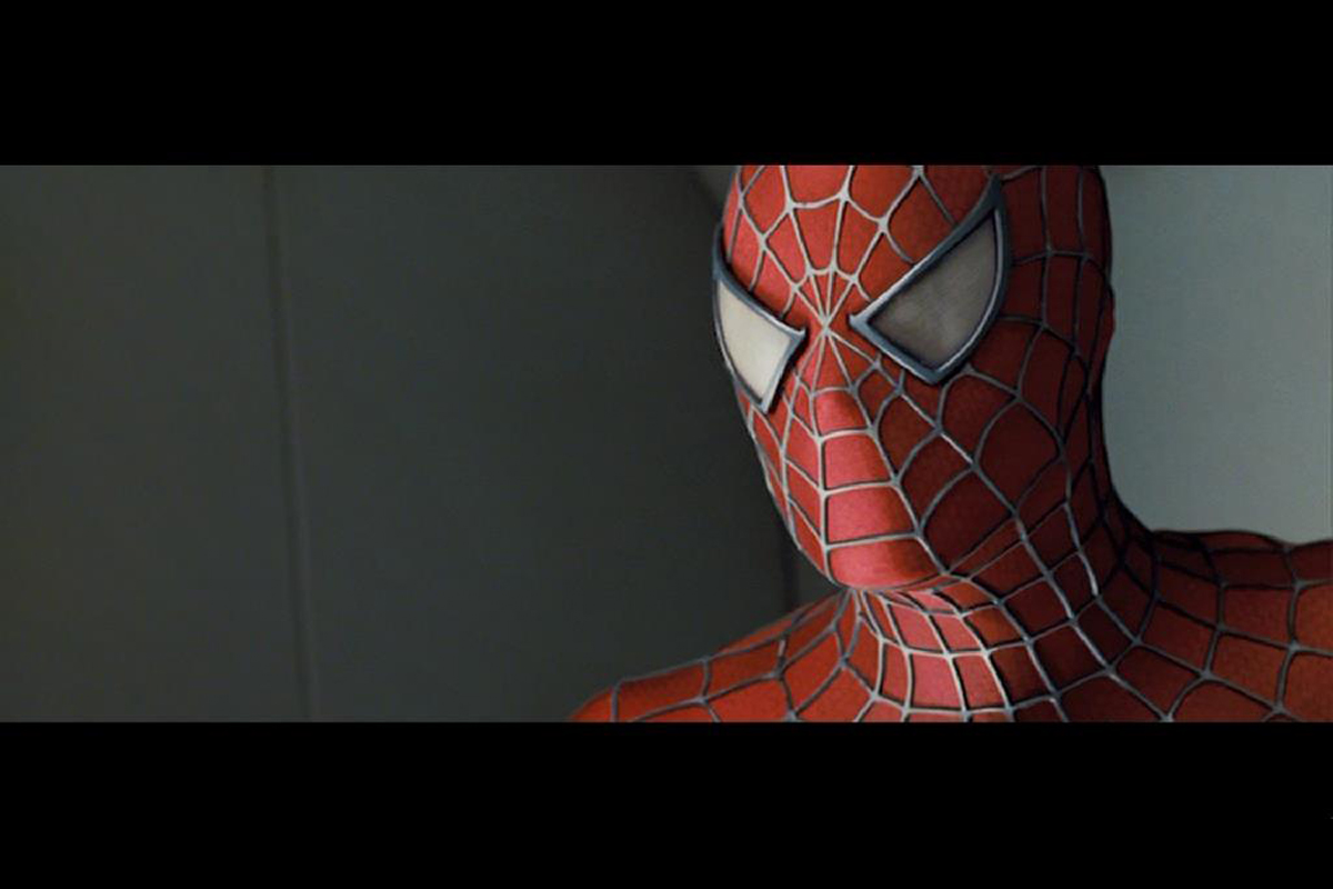 Original Spider-Man (Tobey Maguire) costume used in the production of Spider-Man 3 (2007)